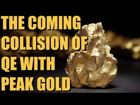 THE COMING COLLISION OF QE WITH PEAK GOLD | Warwick Smith, CEO USGD American Pacific Mining Corp