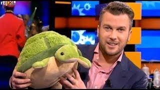 Amira Willighagen - Interview RTL Boulevard - Part 2 - 30 December 2013