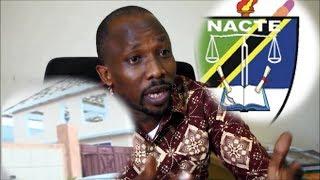 TBC 1: NACTE Yafungia Taasisi/ Wanafunzi Kurudishiwa Ada