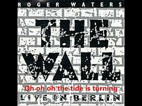 Roger Waters - The Tide Is Turning (with lyrics)