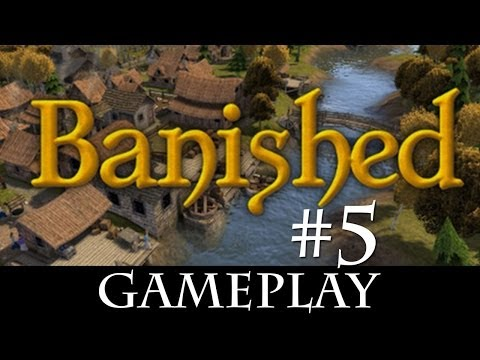 Let's Play: Banished [Hard] - #5 - The Sprouting of Brussels