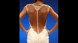 BERTA 2014 Bridal Collection Runway in NYC