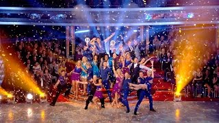 Eliminated Contestants Group Dance - Strictly Come Dancing: 2014 - BBC One