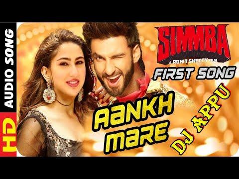 Dj Appu    Aankh Marey Simbba (Club Dance Remix) Neha Kakkar, Mika Singh    Full HD Audio Song Remix