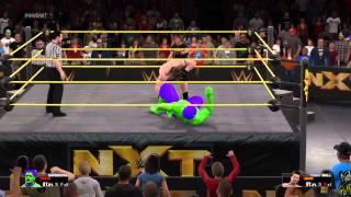 WWE 2k 15 RAGE!!! F#%K THIS GAME!!!
