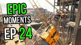 PUBG: Epic & Lucky Moments Ep. 24
