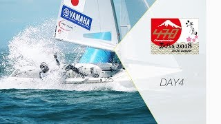 470 class Japan Championships 2018 DAY4