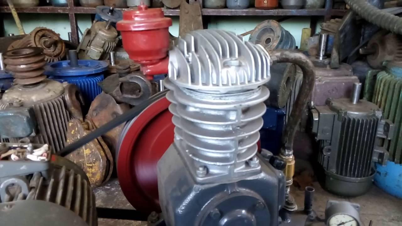 Как запустить компрессор на 220 В от 180 вольт? Поршневой .