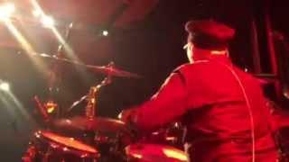 Anton Fig drum solo on Joe Bonamassa tour - 11/10/15