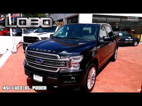 Ford Lobo Platinum 2019 Así luce el poder 😎