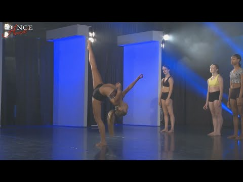 Senior Female Best Dancer Dance Off: The Dance Awards New York 2015