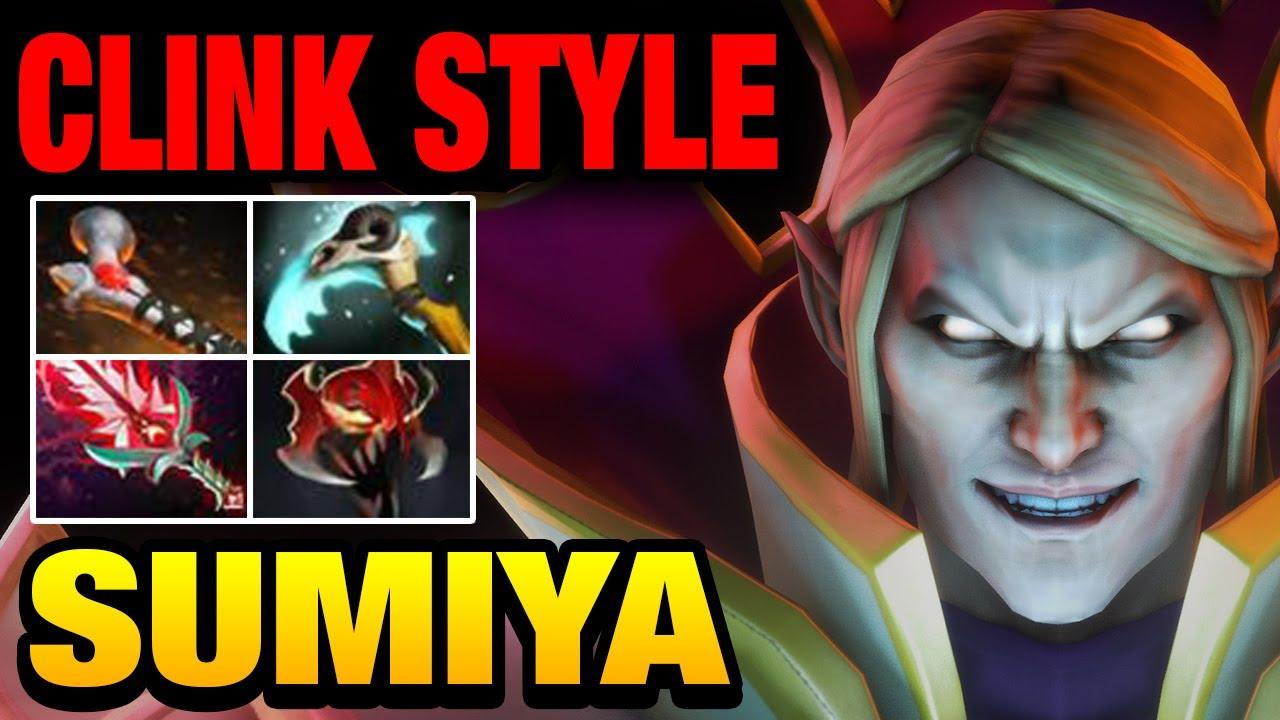 Sumiya Invoker Dota  Games Mode