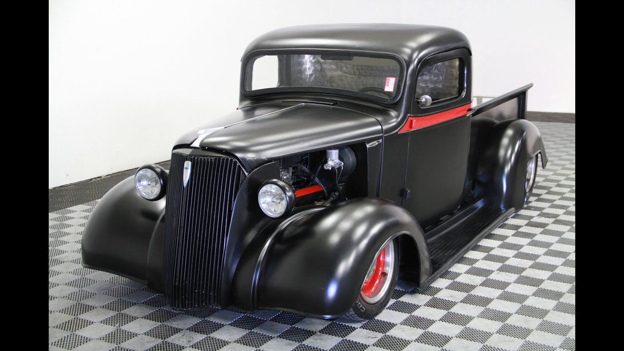 1936 Chevrolet Pickup For Sale - YouTube