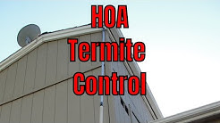 HOA Termite Control--Tips for Hiring the Right HOA Termite Control Vendor