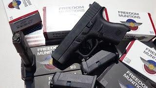 Glock 42 .380 ACP Pistol: Totally Unreliable