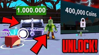 $1 million treasure chest! * RAREST EVER * + NEW EGG! (Roblox Pet Simulator)