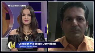 Video Via Skype hablamos con el diputado Venezolano Jony Rahal - Esta Noche Mariasela download MP3, 3GP, MP4, WEBM, AVI, FLV November 2017