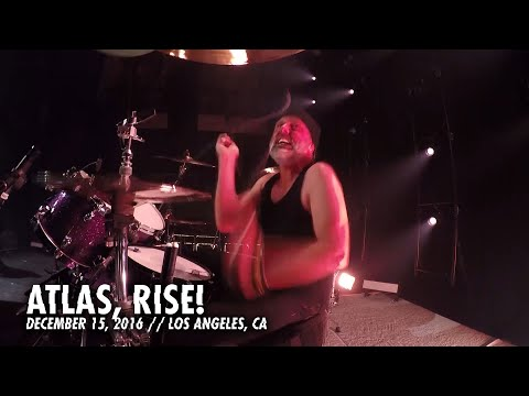 Metallica: Atlas, Rise! (Los Angeles, CA - December 15, 2016)