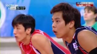 India Vs South Korea l Asian Men
