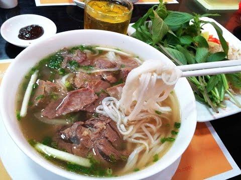 Vietnamese Beef Noodle Soup Recipe | Pho Bo | Beef Noodles Soup