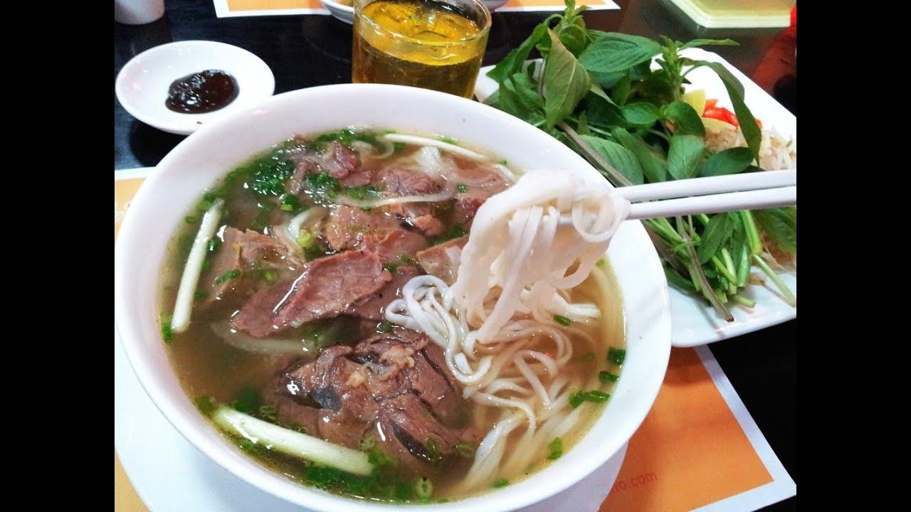 Vietnamese Beef Noodle Soup Recipe | Pho Bo | Beef Noodles Soup ...