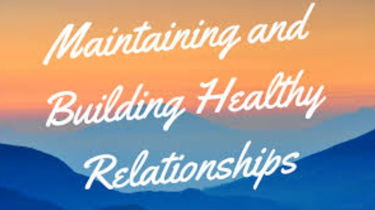 Relationship Wednesday  8 Keys to Building Healthy Relationships!   Dr  Rick Wal