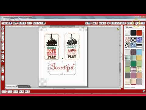 Convert PNG files on Silhouette Cameo to...