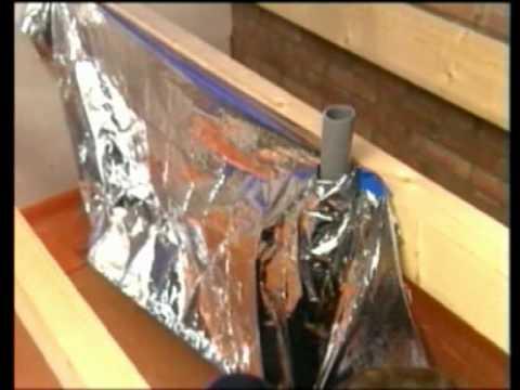 Houten vloer isoleren met tonzon thermoskussens youtube for Houten vloer isoleren