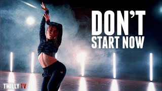 Don't Start Now feat Charlize Glass - Dua Lipa | Brian Friedman Choreography | TMilly TV #TMillyTV