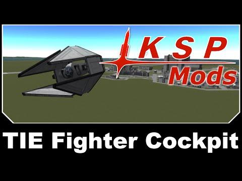 KSP Mods - TIE Fighter Cockpit