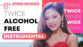 Download TWICE - Alcohol-Free | Official Instrumental