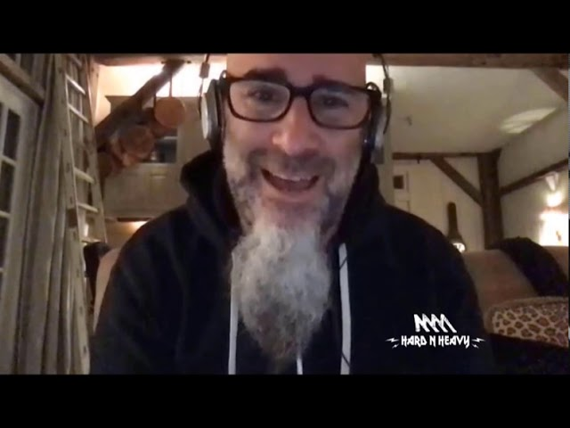 Scott Ian From Anthrax on the bands massive history| Triple M