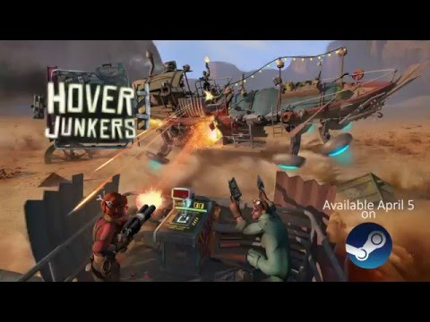 "Hover Junkers ""Outlaw"" Trailer"
