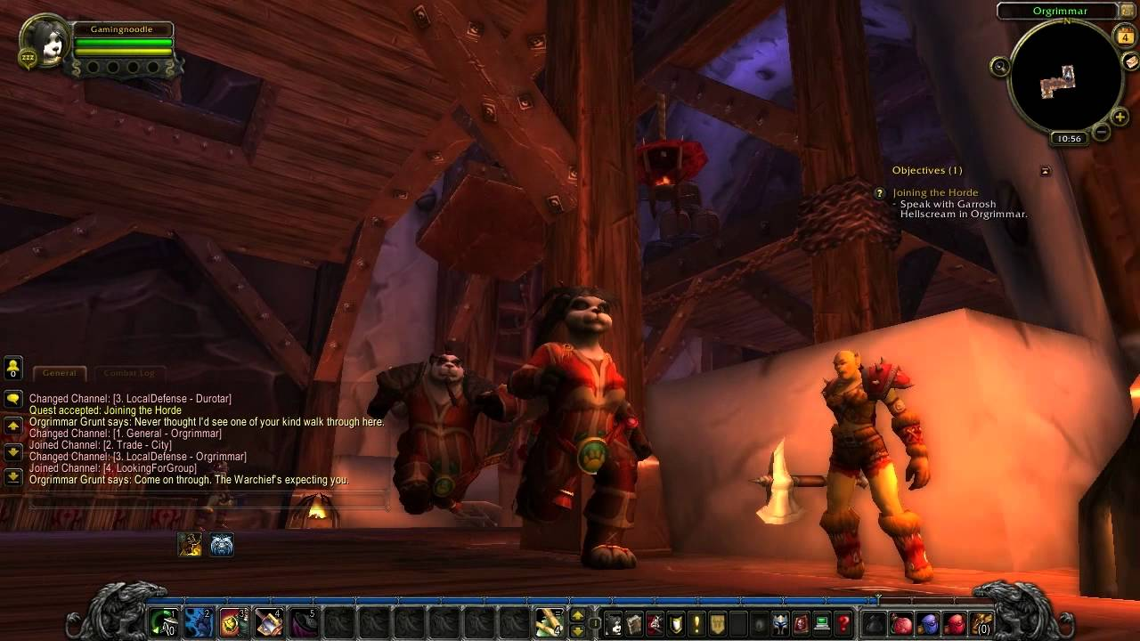 Mists of Pandaria Beta Starter Area - What A Crap Gift - Part 6 ...
