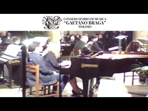 Conservatorio Braga Teramo - G. Rossini, Petite Messe Solenne [PIANO SOLO]