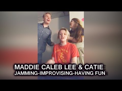 Maddie Poppe Catie Turner & Caleb Lee Hutchinson Jamming Improvising & Having Fun American Idol 2018 from YouTube · Duration:  11 minutes 24 seconds