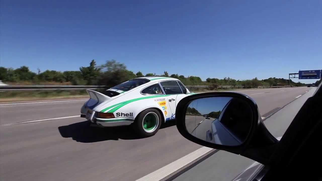 1973 porsche 911 rsr 28 start up revs accelerations youtube vanachro Images