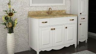 АСБ мебель Палермо Мебель в ванную комнату(Серия мебели для ванных Палермо изготовлена из массива ясеня в классическом стиле. Тумба с раковиной тради..., 2015-09-11T13:32:41.000Z)