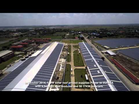 Indorama Ventures Lopburi Solar Energy Project