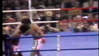 "Roberto ""Manos de Piedra"" Duran vs Sugar Ray Leonard I (part 2)"