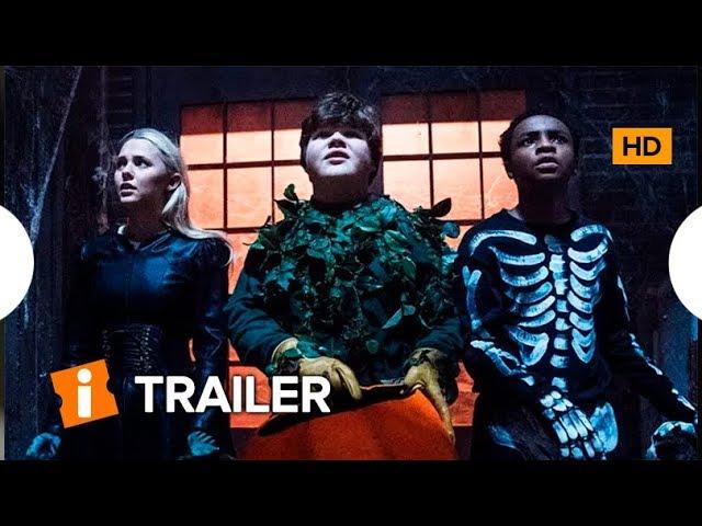 Goosebumps 2 - Halloween Assombrado | Trailer Dublado