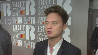 Brit Awards 2017: Conor Maynard wants to team up with The Vamps