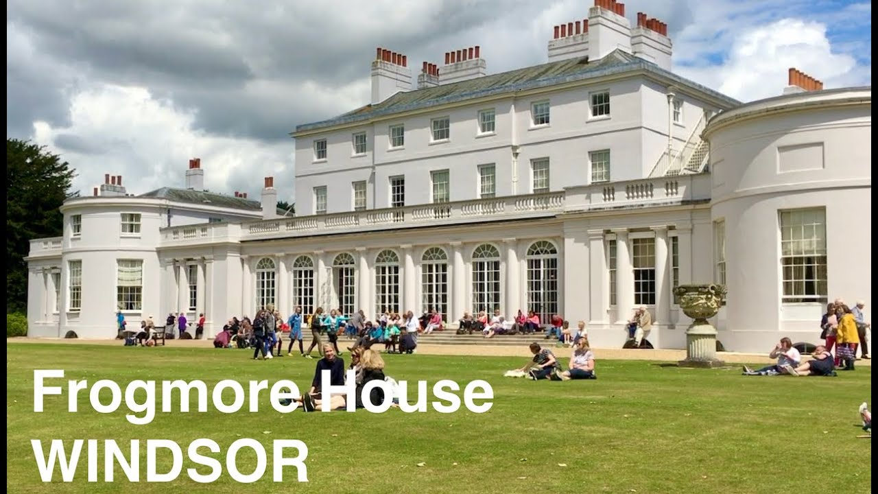 🌎 Frogmore House and Gardens - Royal Residence in Windsor - YouTube