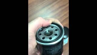 Фильтр масла Geely CK\MK\FC\EC-7 + аналог(Всем привет. В этом видео, мы доступно даем понять какое качество фильтров крутится на нашем автомобильном..., 2016-02-27T15:17:19.000Z)