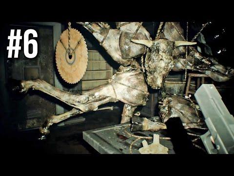 Resident Evil 7 Gameplay Walkthrough Part 6 - Snake Key (no commentary)