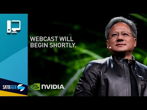 Watch NVIDIA's CEO Keynote at Computex 2017 (Spanish) (Without presentation of the GTX Volta)