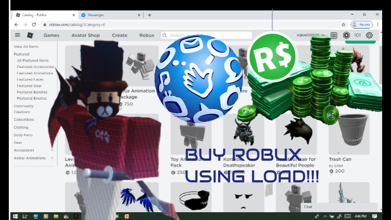 Roblox How To Buy Robux Ph March 4 2020 Read Description Box