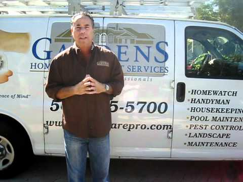 Gardens Home Management Services - Handyman Services