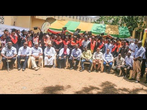 Graduation Ceremony at Lamu Vocational Training Centre