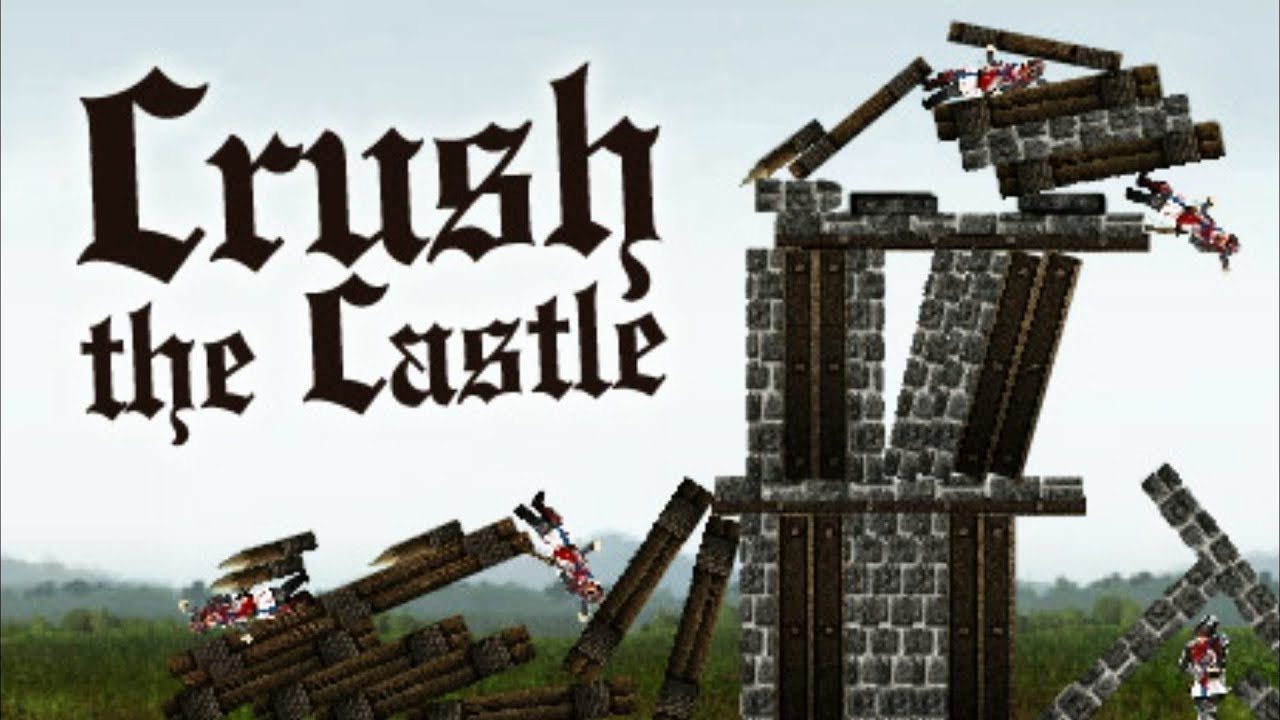 Crush the castle – 2